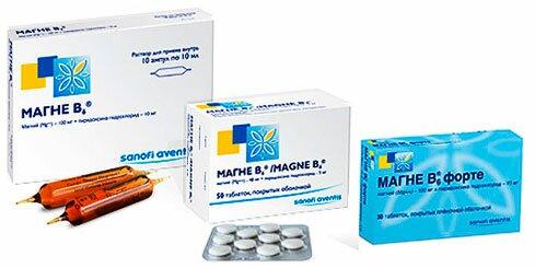 Магне в6 при беременности дозировка