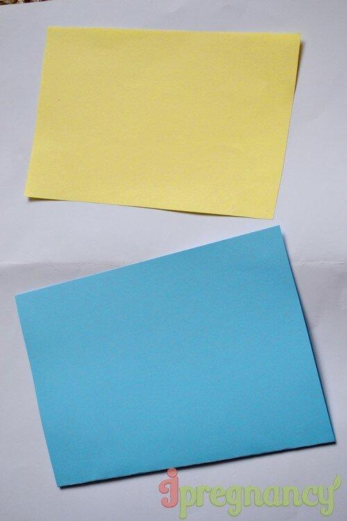 Для открытки маме на 8 марта нам понадобиться цветной картон