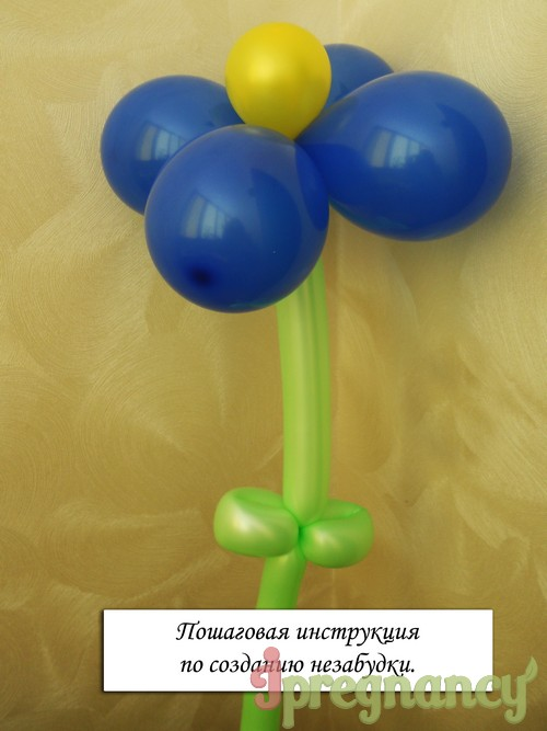 Стих к подарку из воздушных шаров 716