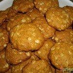 1 фото к рецепту овсяного печенья