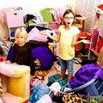 беспорядок в детской