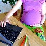 беременность и техника