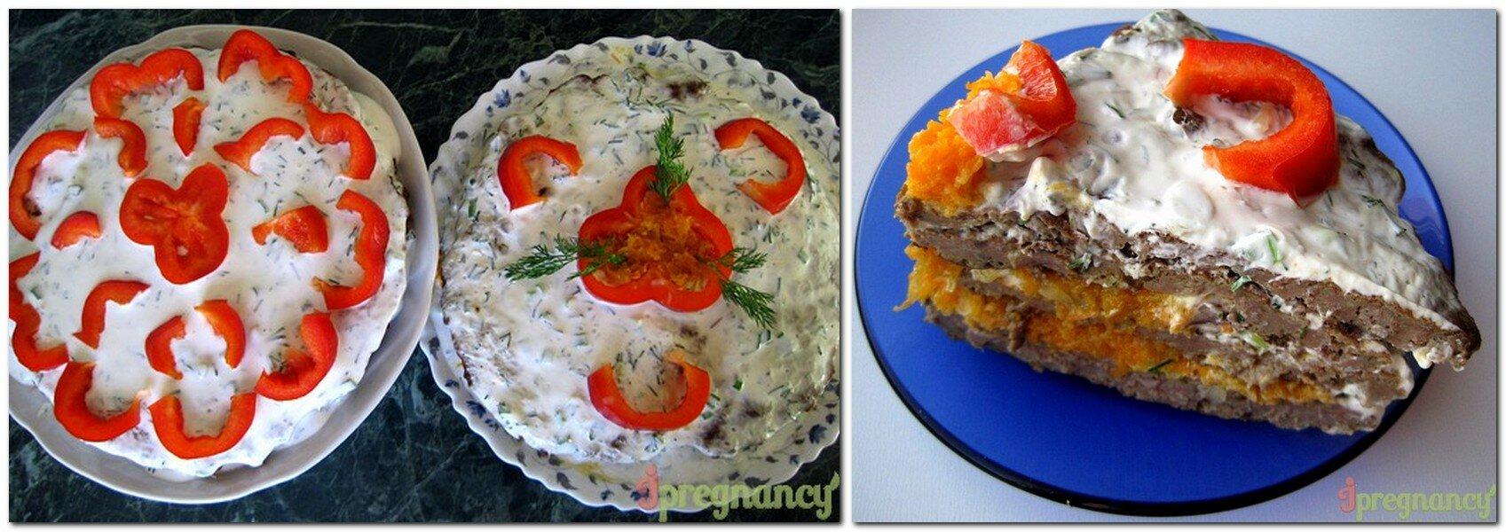 печеночный тортик 2