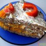 порция тортика