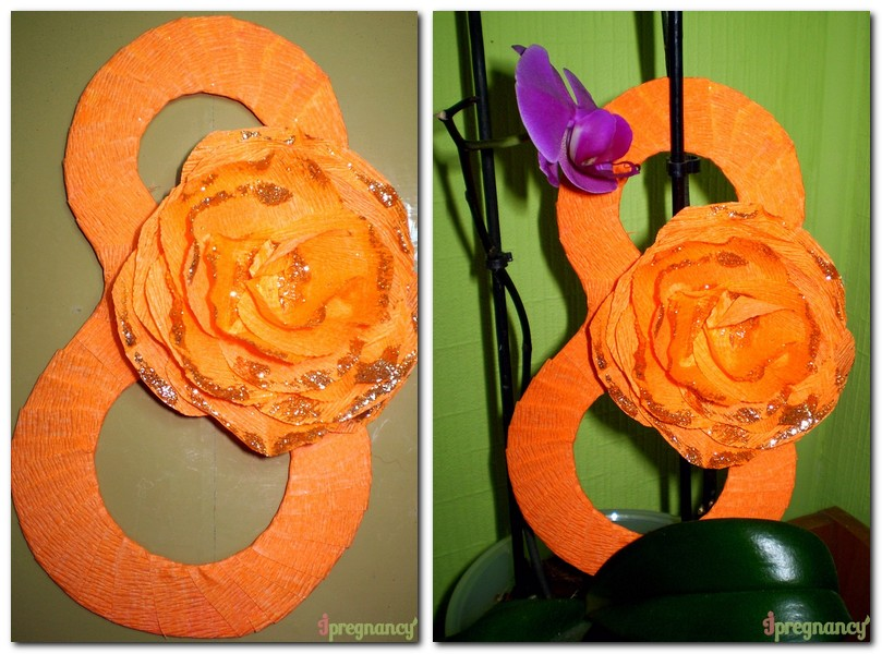 праздничнй цветок 3