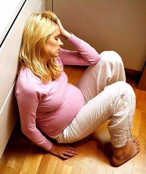 впечатлительная беременная