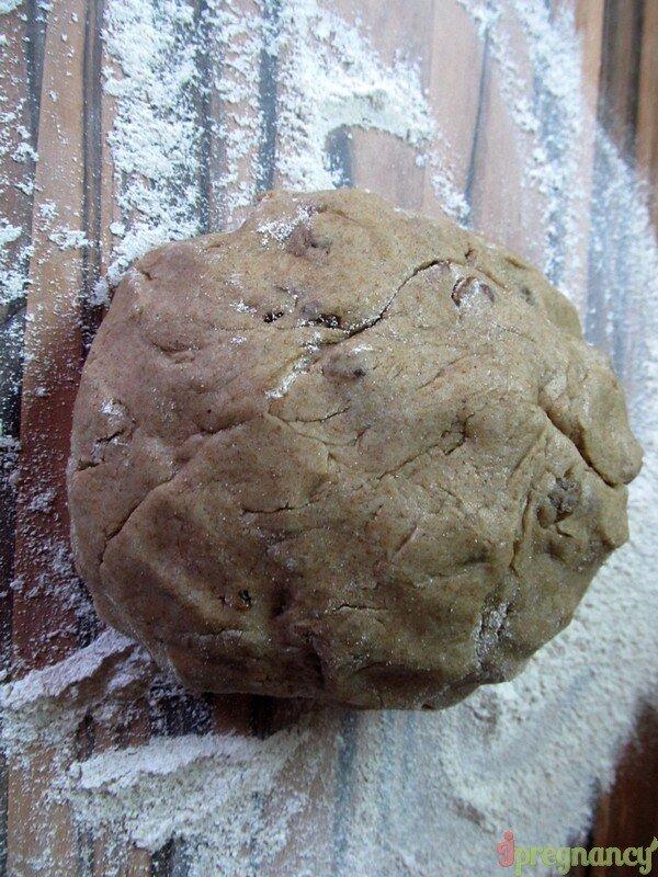 ржаное печенье 2